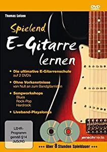 E-Gitarre Lernen Platz 2