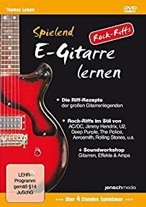 E-Gitarre Lernen Platz 4