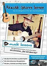 Gitarre lernen Platz 3