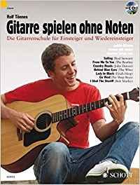 Gitarre spielen lernen Platz 2
