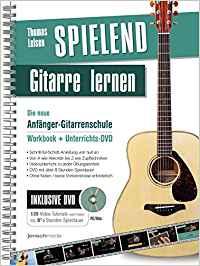 Gitarre spielen lernen Platz 3